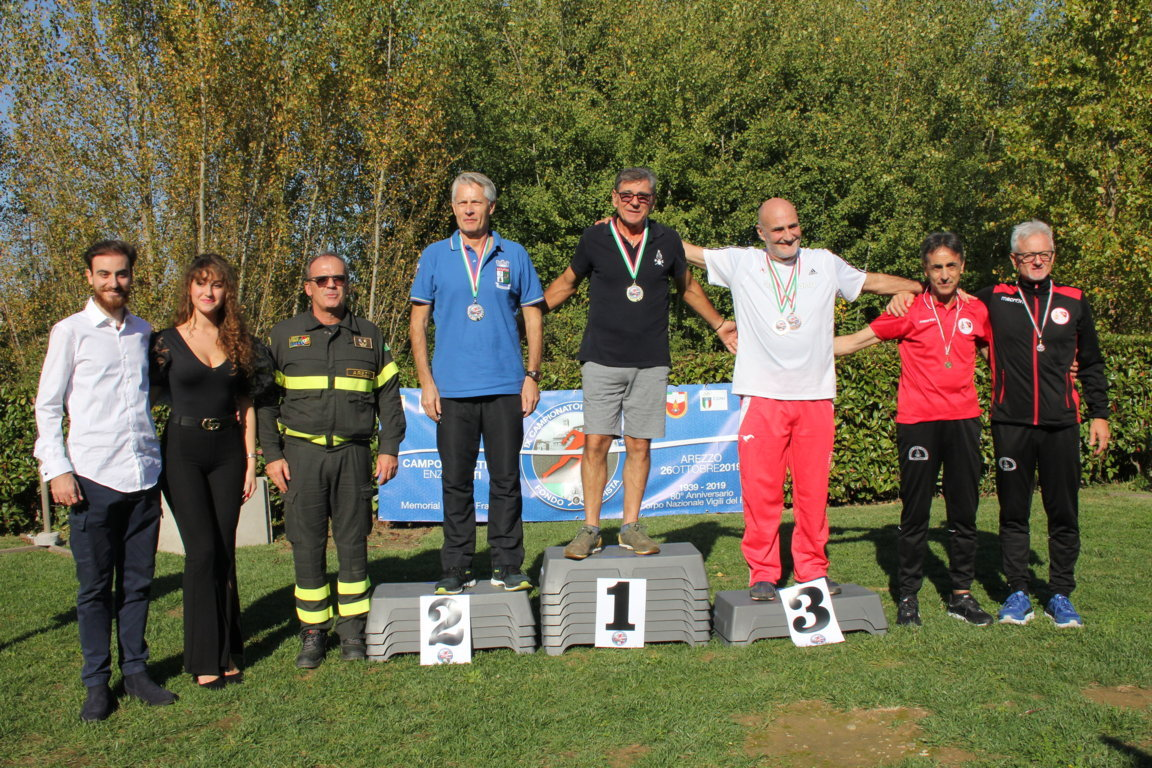 D3el Brocco podio